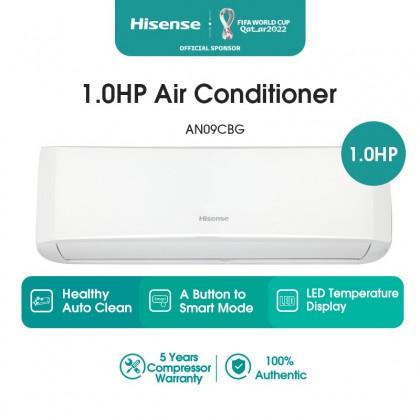 R32 HISENSE  1.0 HP Standard Air Conditioner